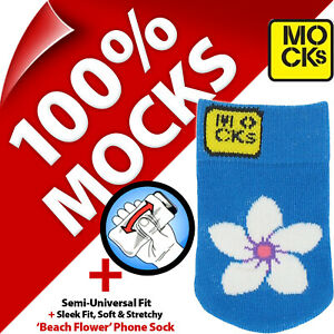 Mocks-Flower-Mobile-Phone-MP3-Sock-Case-Cover-Pouch-Sleeve-for-iPhone-4S-5-5S-SE