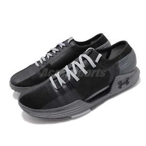 Details about Under Armour UA SpeedForm AMP 2.0 Black Grey Men Cross Training Shoe 1295773 003