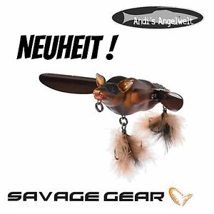 Savage Gear 3D Bat Fledermaus alle Farben und Größen NEW 2017 !! Wobbler Köder