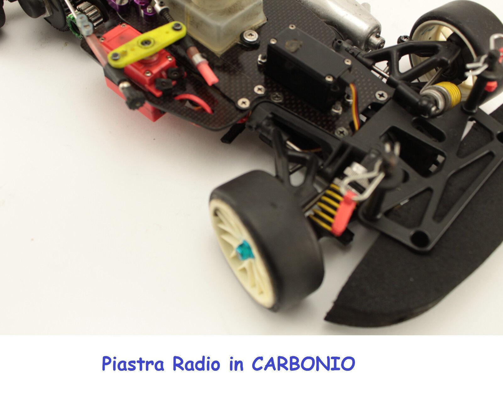 Auto Radiocomandata Scala 1:10 con motorePICCO XP RR da da da 2.1cc -da qualifica- c5ef08