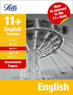 English Age 8-9: Assessment Papers (Letts 11+ Success) by Letts Educational (Paperback, 2009)