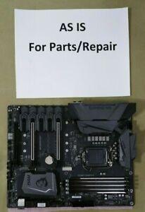 MSI-Z270-GAMING-M5-LGA-1151-USB-3-1-ATX-Intel-Motherboard-Parts-or-Repair