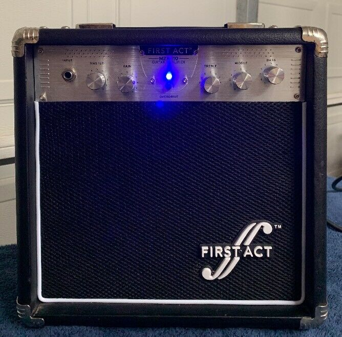 Primer Primer Primer M2A-110 Amplificador De Guitarra 120V, ACT 20Hz, 26W 7c2850