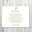10-X-PERSONALISED-WEDDING-MONEY-POEM-HONEYMOON-WISH-POEM-GIFT-POEM-CARDS-GOLD thumbnail 2