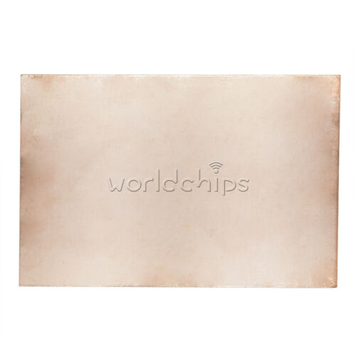 FR4 10x15CM 100x150x1.5mm Double PCB Copper 1.5MM Thickness Clad Laminate Board
