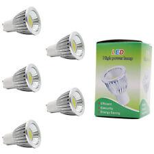 5X GU10 LED Lampen Birnen Spot Strahler 5W Kaltweiß 6000K Einbauleuchten