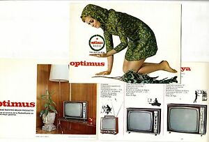 OPTIMUS-RADIO-CATALOGO-DE-TELEVISION-ANOS-70-ORIGINAL-ESPANOL