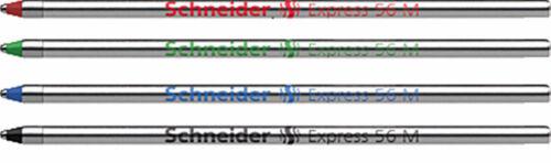 Minen extra Multipen Metall Vierfarbkugelschreiber 10x 4 Farb-Kugelschreiber