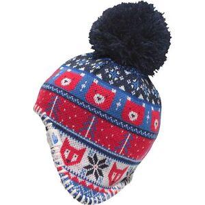 b2be301865d4 The North Face Babies Boys  BABY FAROE BEANIE Hat Fleece Lined Cap ...