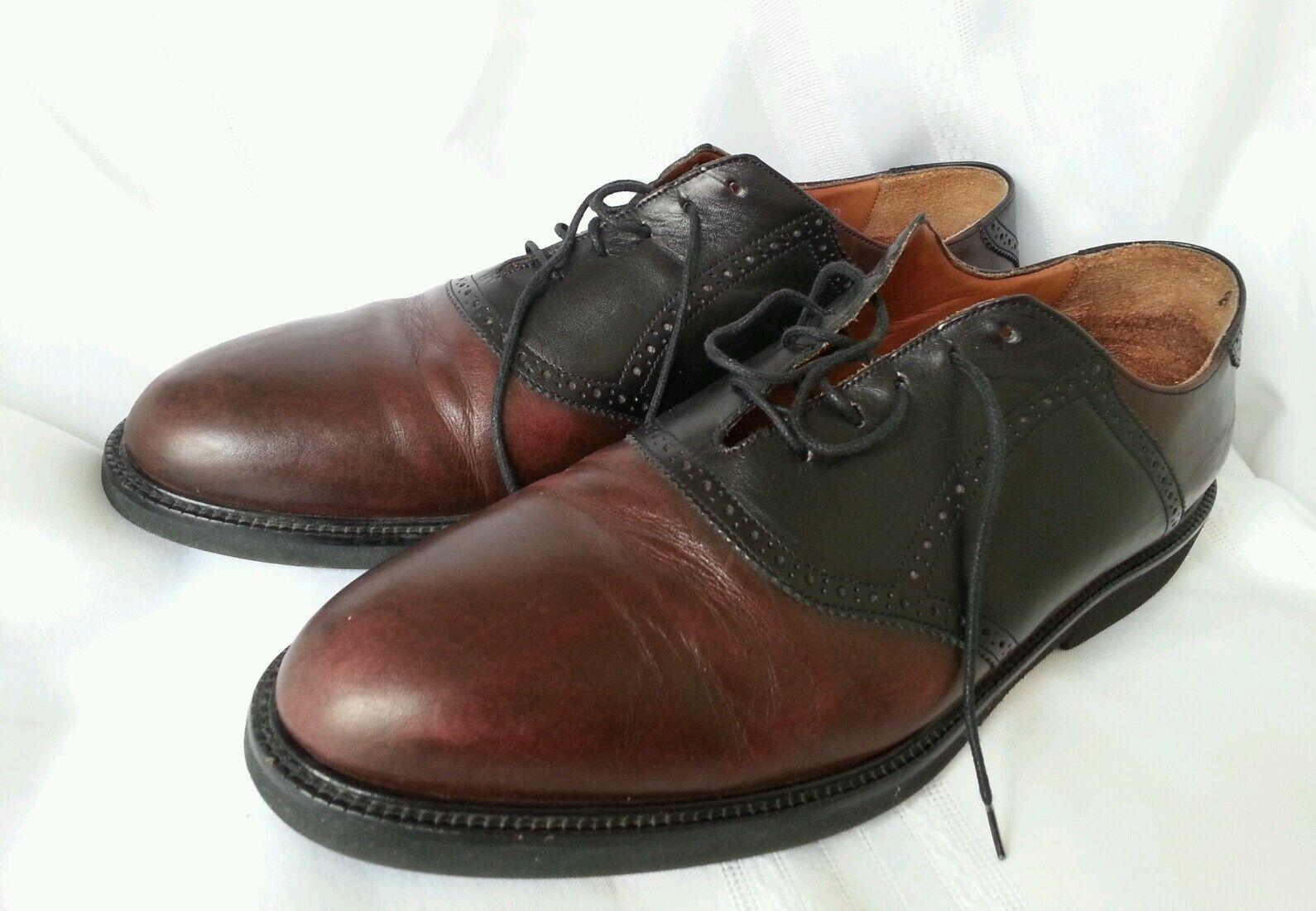 presa di fabbrica E.T. WRIGHT uomo oxfords scarpe Dimensione Dimensione Dimensione 12D. Great condition   distribuzione globale