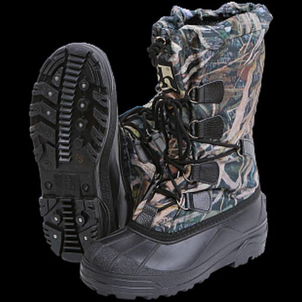 Haski  Heat-insulated Hunter's  Fishing Snow Outwear Boots Textile Top - 25C  shop makes buying and selling