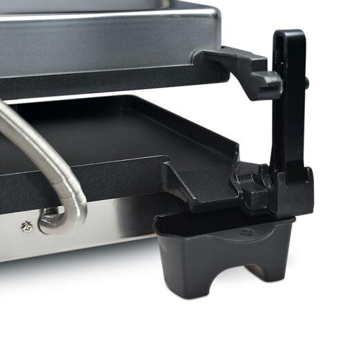 KOCHMANN® Multigrill für Lahmacun Grill Toast Sandwichmaker Multi Toaster 2000W