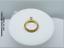 thumbnail 7 - 14K GOLD & .30 ct. DIAMOND WOVEN WEDDING BAND * RARE ESTATE PIECE * BEST OFFER