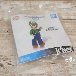 K'nex Luigi Sampler 2011 Mario Kart Wii