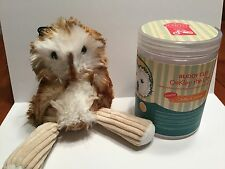 Scentsy Buddy Clip Oakley The Owl With Oodles Of Orange Scent - Brand New