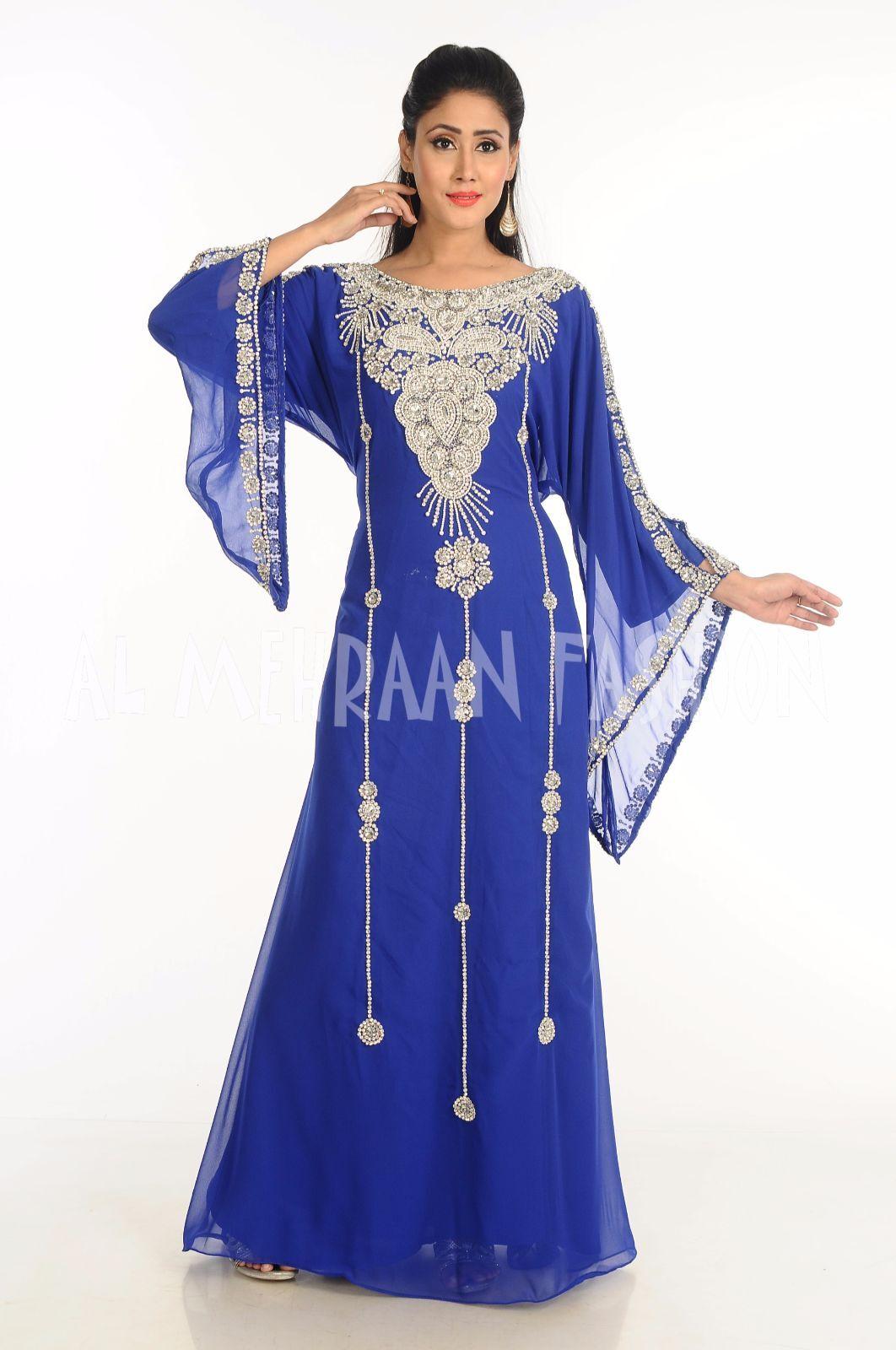 ELEGANT MgoldCCAN FANCY JILBAB JILBAB JILBAB ARABIAN DUBAI TAKSHITA WEDDING GOWN DRESS  180 a0a883
