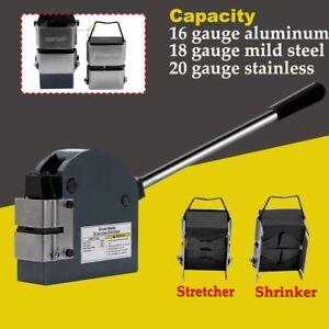 Sheet-Metal-Forming-Contraction-Expansion-Tool-Set-Mild-Steel-Shrinker-Stretcher