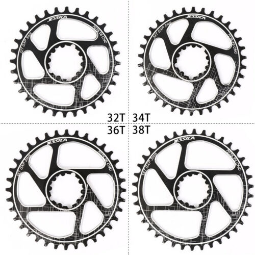 GXP 170mm Crank 32-38T Narrow Wide Chainwheel MTB Bike Direct Mount Crankset CNC