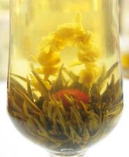 500g, China Blooming Flowering Flower Gourmet Green Tea balls, long men xi zhu