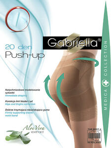 Collant-Donna-Medico-Gabriella-20Den-Lycra-Snellente-Push-up-Aloe-Vera