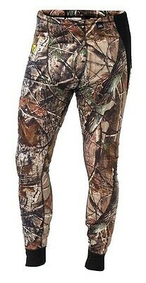 ScentBlocker 8th Base Layer Realtree Xtra Pant ActivatedCarbon Antimicrobial NWT