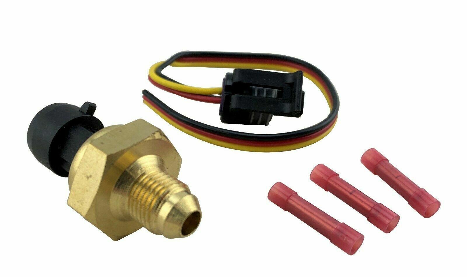 EBP Exhaust Back Pressure Sensor for 05-12 F250 F350 F450 ...