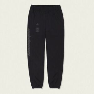 Details about Adidas Yeezy Calabasas Track Pants triple Black size MEDIUM CV8357