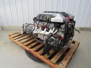 2010 camaro ss 6 2l ls3 l99 engine tr6060 manual 73k ls1 ls2 ls6 ls7 rh ebay com LS3 Engine GM L99 Engine