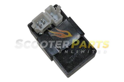 CDI Ignition Rev Box Module Relay Parts For 90cc Atv Quad 4 Wheeler BAJA BA90