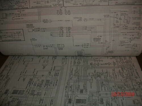 1961-1965 OLDSMOBILE F85 442 CUTLASS 88 98 WIRING DIAGRAMS MANUAL SHEETS SET