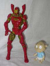 Marvel Legends Heroes Reborn Iron Man Ares Series Walmart Exclusive