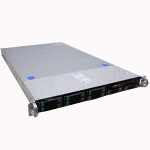 Intel-1U-Server-R1208GZ4GC-Dual-Xeon-E5-2665-32GB-1600Mhz-2x900GB-SAS-Raid