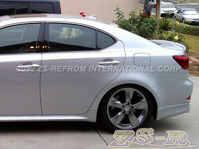 IS350 IS F Roof Spoiler Wing 1G1 SHIP FROM LA Paint 06-12 For Lexus IS250