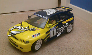 TBG ESCORT COSWORTH RS BODY RALLY TAMIYA TOURING