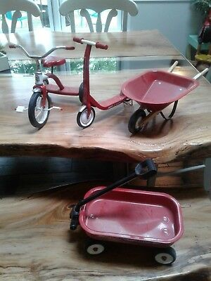 Flexible Flyer Red Mini Tricycle