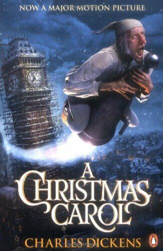 A Christmas Carol (Film Tie-in) by Dickens, Charles Paperback Book The Fast Free | eBay
