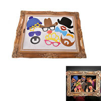 Photo Booth Large Picture Frame & 24PCS photo props Hen Do Party/Stag Night UK