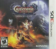 Castlevania Lords of Shadow Mirror of Fate 3D Nintendo 3DS NEW factory sealed