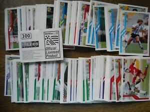 PANINI-LIKE-COMPLETE-SET-OF-300-STICKERS-OF-WORLD-CUP-USA-94