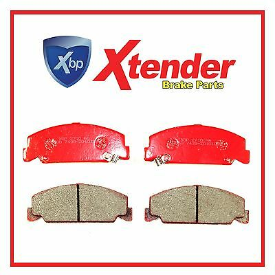 MD560 Brake Pads Replacements Semi-Metallic Front for Honda Civic,Accord,CRX
