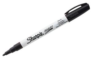 Marcador De Pintura Negra Sharpie Punta Fina Pluma base de aceite Reino Unido Stock Entrega Rápida