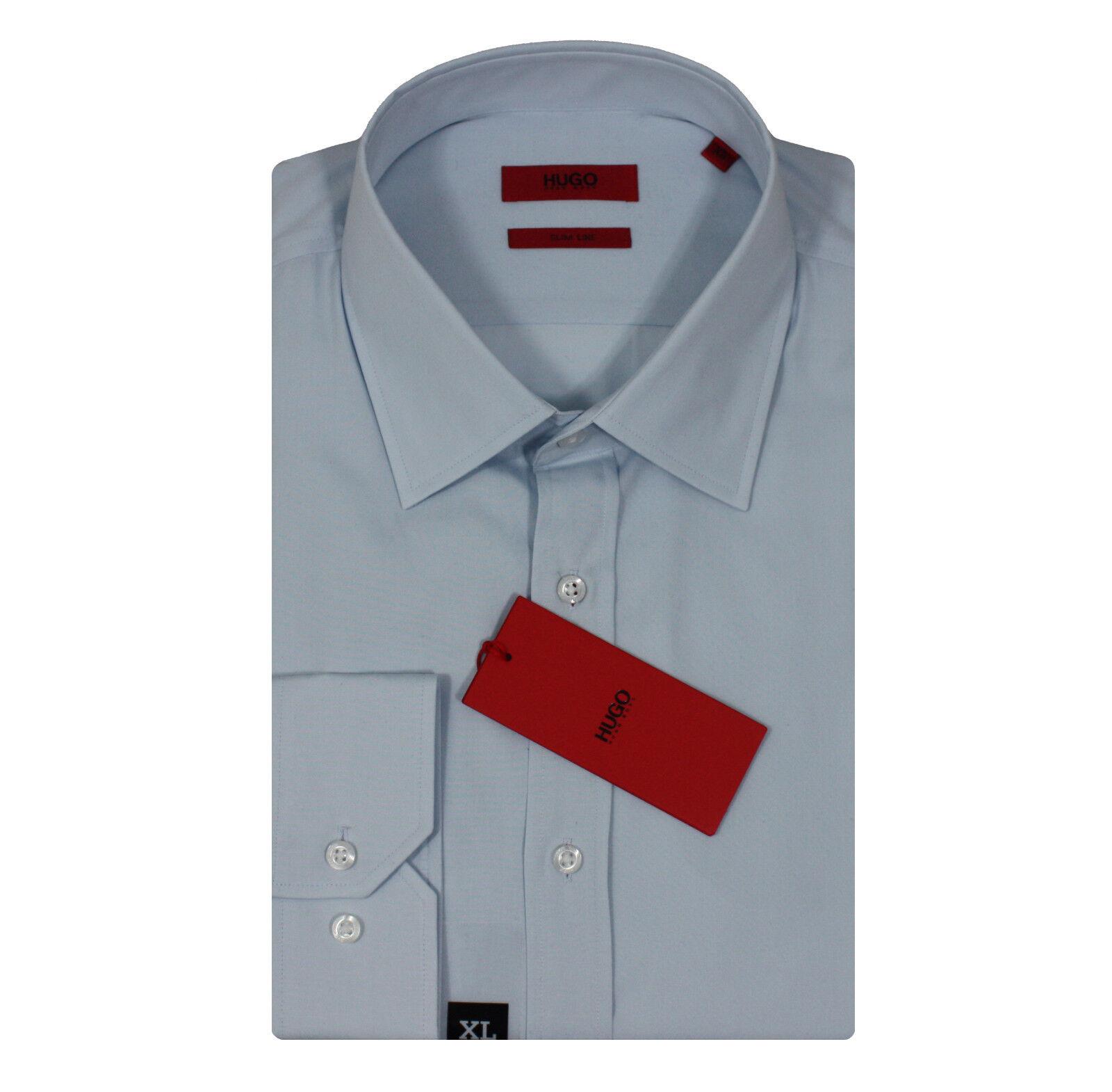 HUGO BOSS Hemd Business-Hemd Gr. XL NEU  Slim Fit   50162797