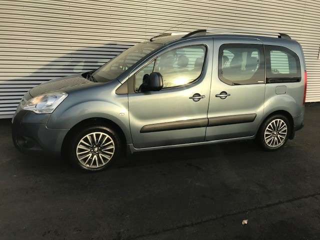 Citroën Berlingo, 1,6 HDi 90 Multispace, Diesel, 2009, km…