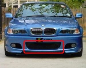BMW-GENUINE-3-E46-COUPE-CABRIO-00-05-M-SPORT-FRONT-BUMPER-CENTRE-GRILL-7893062