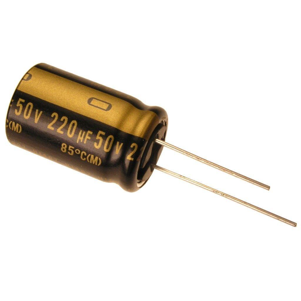 2 Nichicon Muse Kz Kondensator Premium Grade Elko 220uf 50v For 10uf 250v Rescontentglobalinflowinflowcomponenttechnicalissues