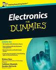 Electronics For Dummies by Dickon Ross, Earl Boysen, Gordon McComb, Cathleen Shamieh (Paperback, 2009)