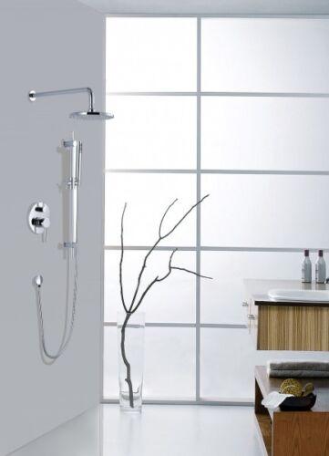 système de douche encastré, colonne, set de pluie et douchette, XX6106