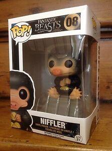 Funko Pop Fantastic Beasts Niffler Action Figure 08