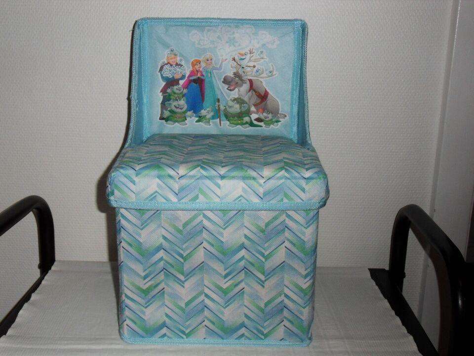Bord/stolesæt, Disney. Børnestol mrk. DISNEY