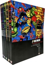 Judge Dredd: Complete Case Files Volume 21-25 Collection 5 Books Set (Series 5)
